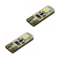 Светодиодные лампы T10/W5W Sho-Me Can-T10 (с обманками)