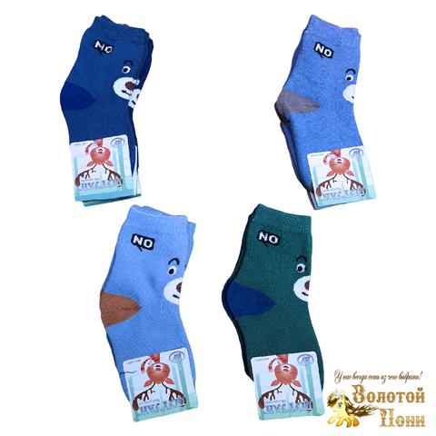 Носки махровые детские (1-12) 201107-Р8038