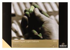 Альбом для пастели Rembrandt 160гр/м.кв  А3 (29х42см) 30л склейка по 1 стороне светлые тона