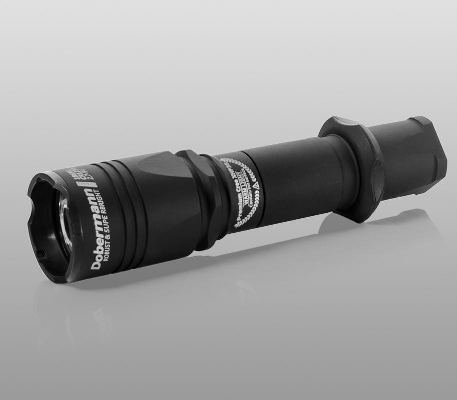 Тактический фонарь Armytek Dobermann Pro - фото 1