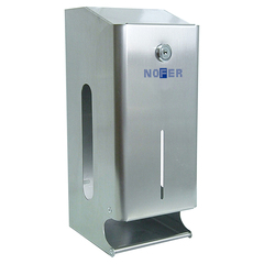 Диспенсер туалетной бумаги Nofer 05101.B фото