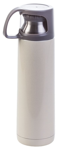 Coffee Break vacuum flask, beige