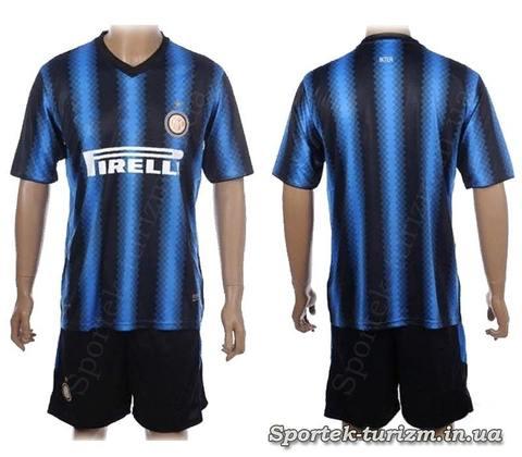 Футбольная форма Миланский Интер CO-7299