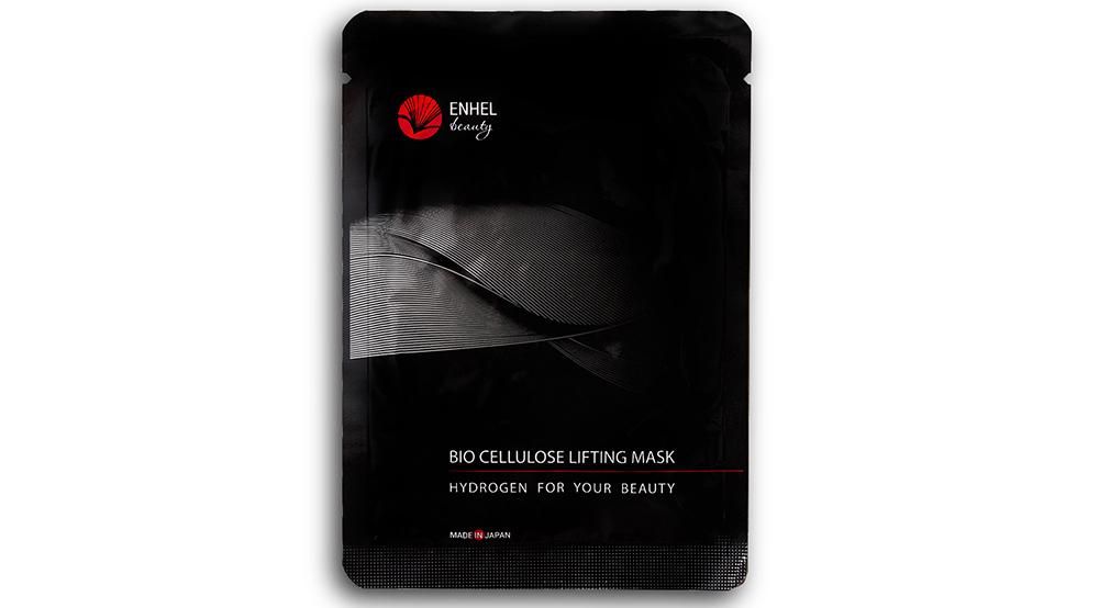 Маска-лифтинг биоцеллюлозная ENHEL beauty 1 шт