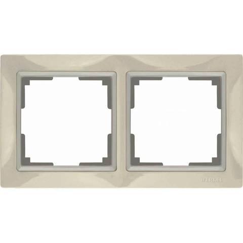 Werkel Рамка W0022003 (WL03-Frame-02) слоновая кость basic