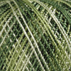 Пряжа YarnArt Tulip 451 (Белый,мята,зеленый)