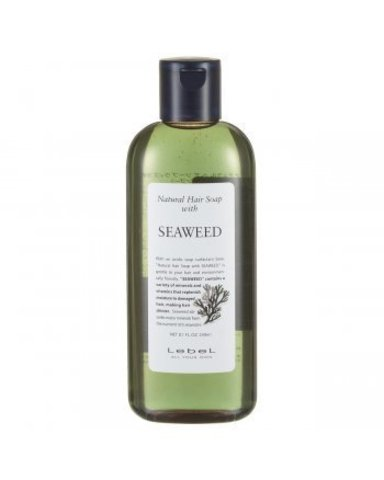 Шампунь для волос Lebel NHS SEAWEED