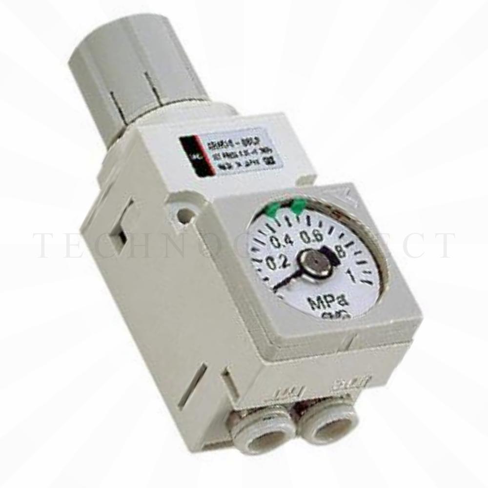 ARM10-06-6   Компактный регулятор давления