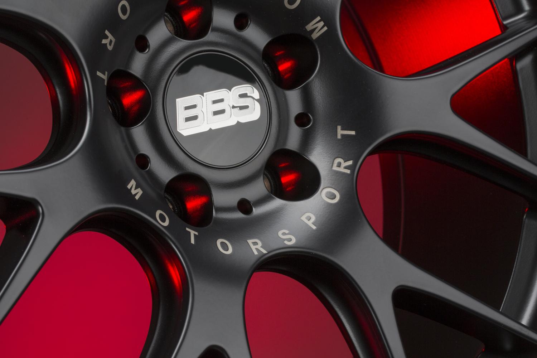 Диск колесный BBS CH-R 9x20 CentralLock ET51 CB84.0 satin black