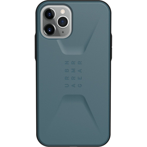 Чехол Uag Civilian для iPhone 11 Pro серый шифер (Slate)