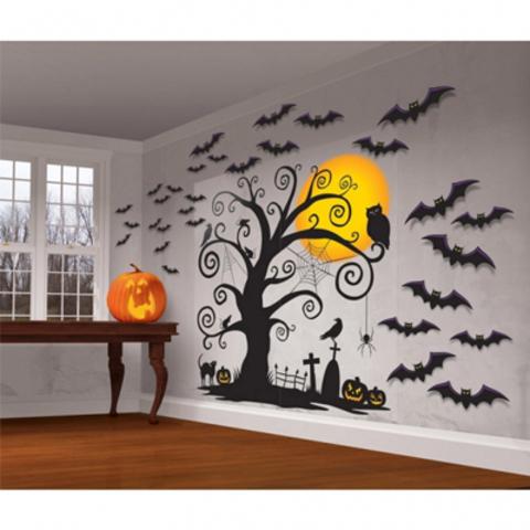Декорация HWN Дом с привидениями 32шт