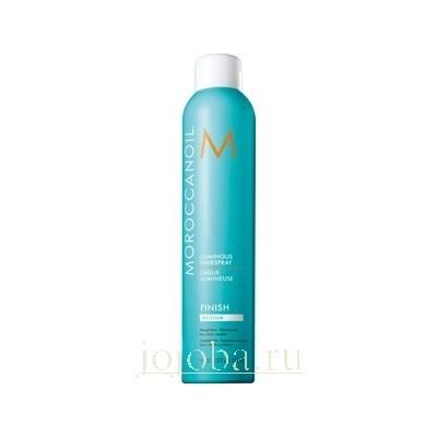Moroccanoil Styling: Лак для волос эластичной фиксации (Luminous Hair Spray), 330мл