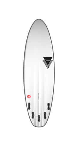 Сёрфборд FIREWIRE Standing Wave H - Hydroshort 5'6