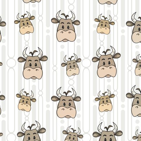 Милые быки