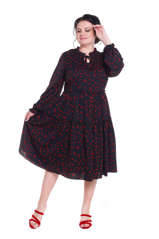 Платье-5881