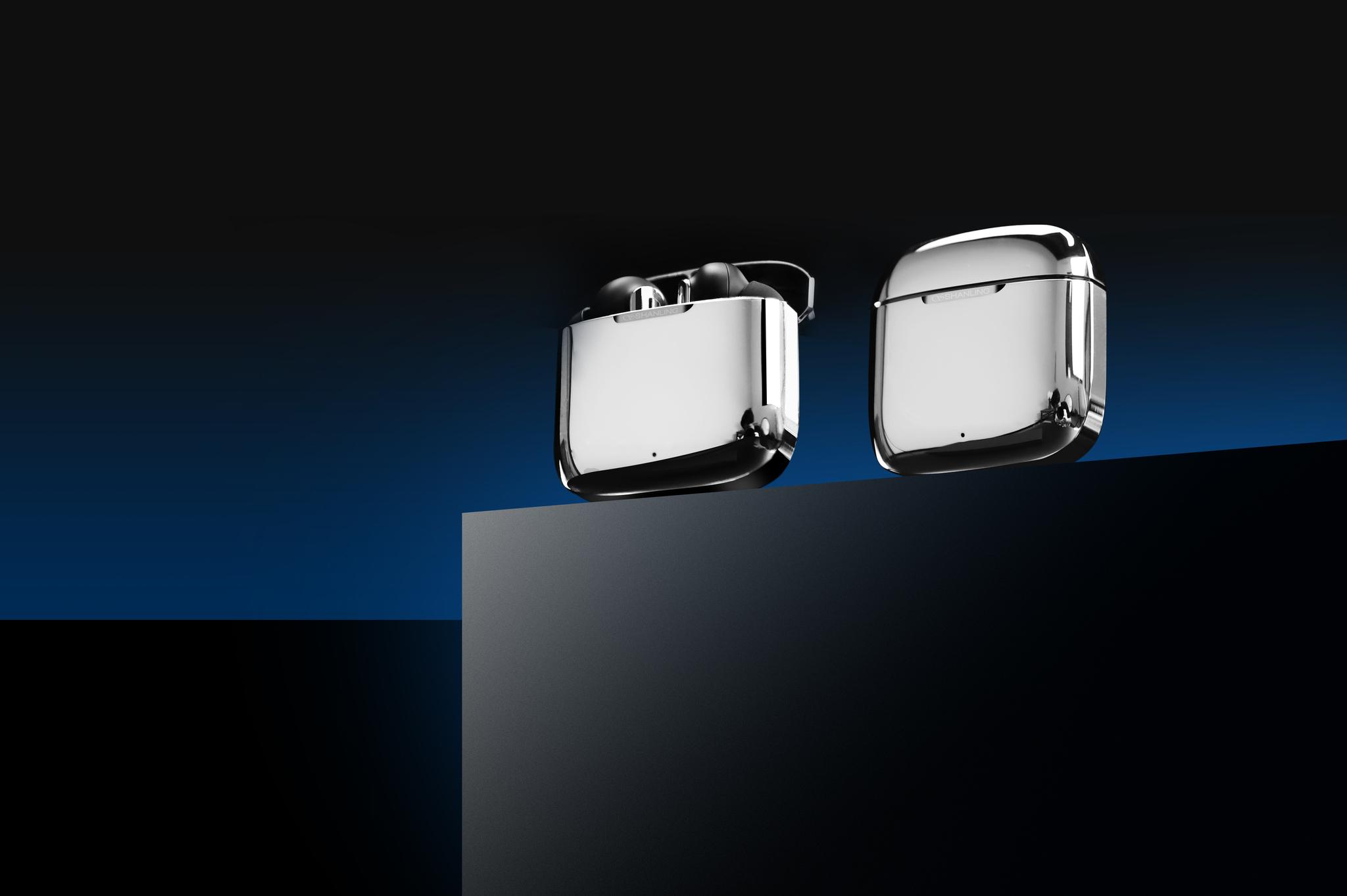 Shanling MTW200 TWS platinum