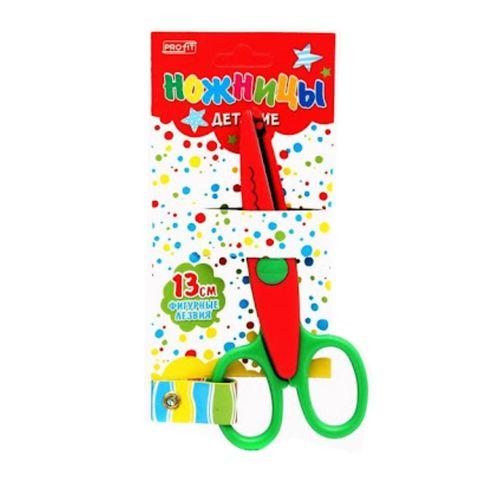 Ножницы детские PROFIT 13 см НЖ-6757