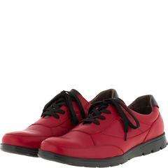 587385 полуботинки мужские Red кожа больших размеров марки Делфино