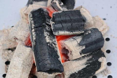 Уголь Kamado Joe брикеты коробка 10 кг