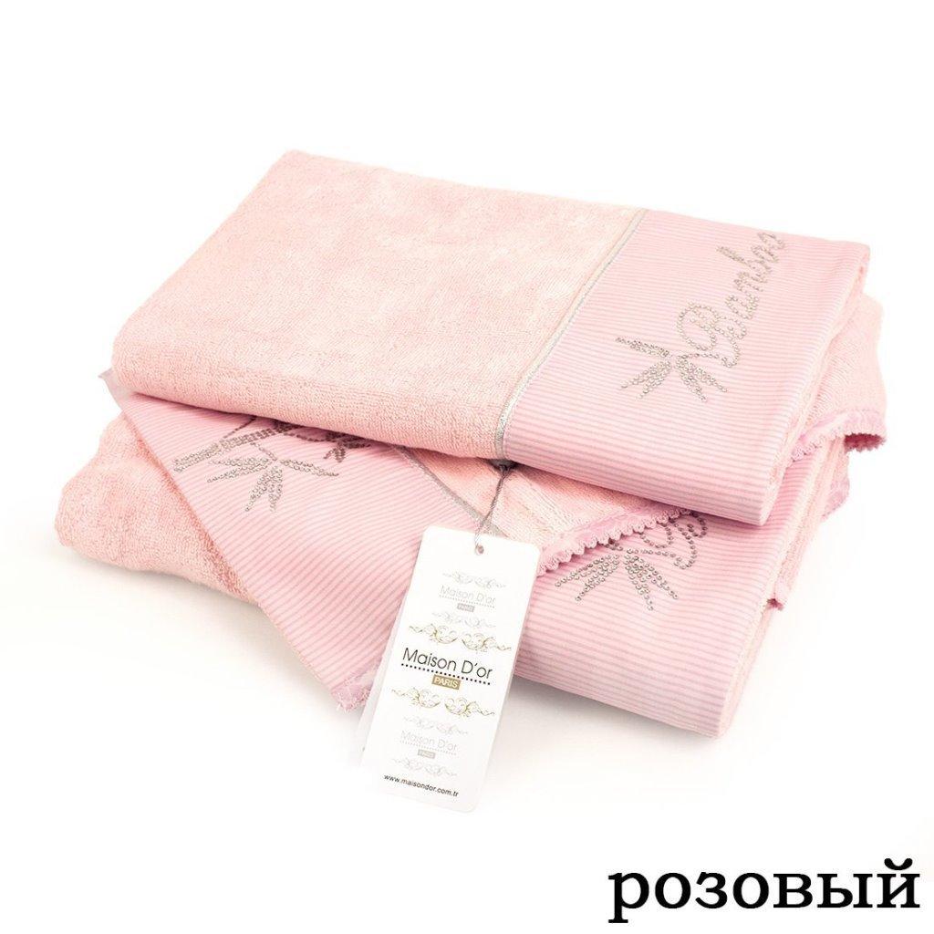 Наборы полотенец Набор полотенец BAMBU  БАМБУ 3пр 30х50 50х100 и 75х150 Maison Dor Турция бамбу_ро2.jpg