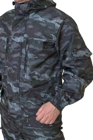 Костюм Вожак демисезонный (ткань полофлис PR355-1/1)