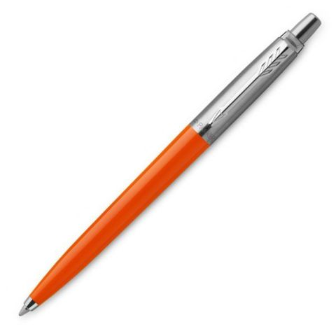 Ручка шариковая Parker Jotter Color (2076054) оранжевый Mblue в блистере