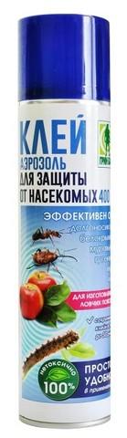 Клей Аэрозоль от насекомых 400мл
