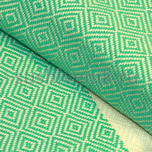Пештемаль Мозаика (зеленый)