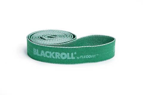 Эспандер-лента текстильная BLACKROLL® SUPER BAND 104 см (среднее сопротивление)