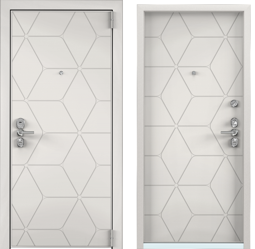Входные двери для квартиры Входная дверь Torex Ultimatum Next NT-3 милк матовый NT-3 милк матовый ultimatum-next-nt-3-st-milk.png