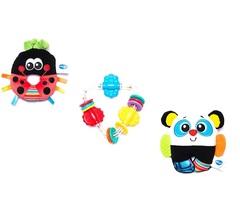 Playgro Игровой набор (3 погремушки) (0182431)