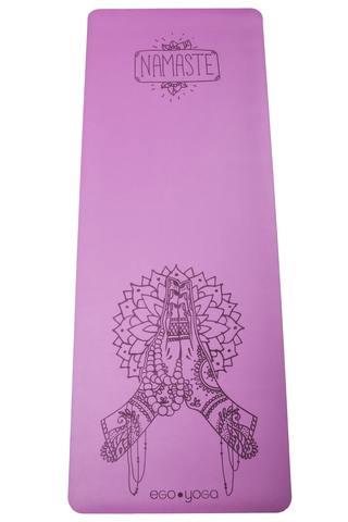 Каучуковый коврик для йоги Namaste Colors 185*68*0,4 см