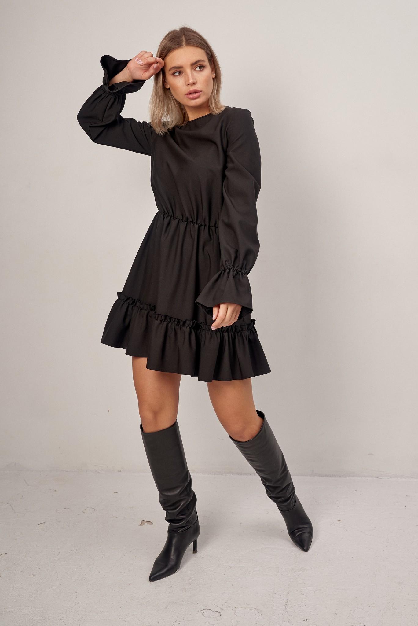 Платье Elegance black