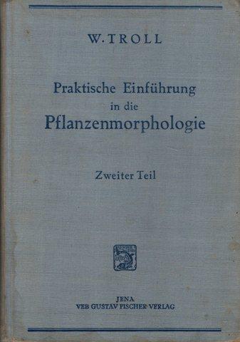 Praktische Einfuhrung in die Pflanzenmorphologie