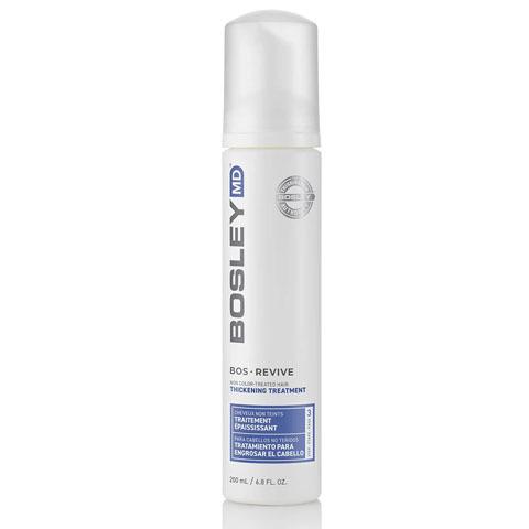 Bosley MD Revive Синяя линия: Уход-активатор от выпадения и для стимуляции роста  неокрашенных волос (BosRevive Non Color-Treated Hair  Volumizing Conditioner  ), 200мл