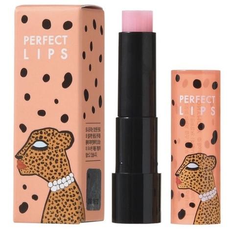 Tony Moly Perfect lips glow care stick Fantastic cheatah