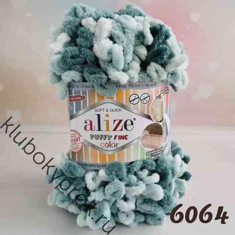 ALIZE PUFFY FINE COLOR 6064,