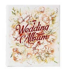 Фотоальбом в кожаном переплете «Wedding Album»