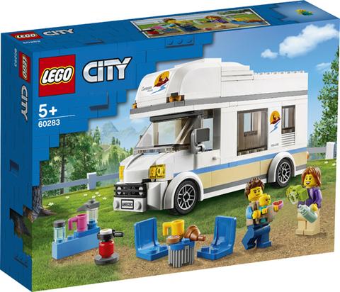 Lego konstruktor City Holiday Camper Van