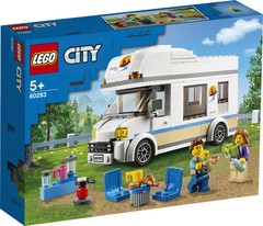 Lego konstruktor City Holiday Camper Van