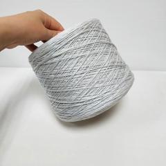 Cordonetto, Хлопок 100%, Очень светлый серый, мерсеризованный, 230 м в 100 г