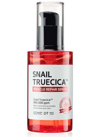 Some By Me Snail Сыворотка для лица с улиточным муцином Snail Truecica Miracle Repair Serum 50ml