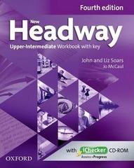 New Headway/4th(Upper)S.W+2CD+DVD