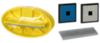 Картинка канторез Toko Ergo Race комплект и (88°, 89°) и (0,5°, 1°)  - 1