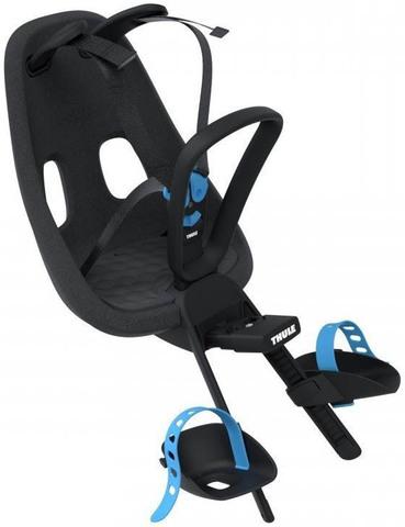Картинка велокресло Thule Yepp Nexxt Mini черное - 1