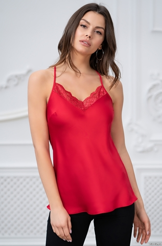 Топ женский Mia-Amore Milan Милан 8323 красный