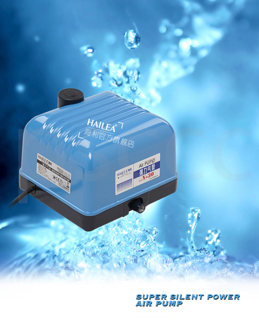 Компрессор Hailea V-30 (30 л/мин)