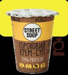 Гороховый крем-суп, 50 гр.
