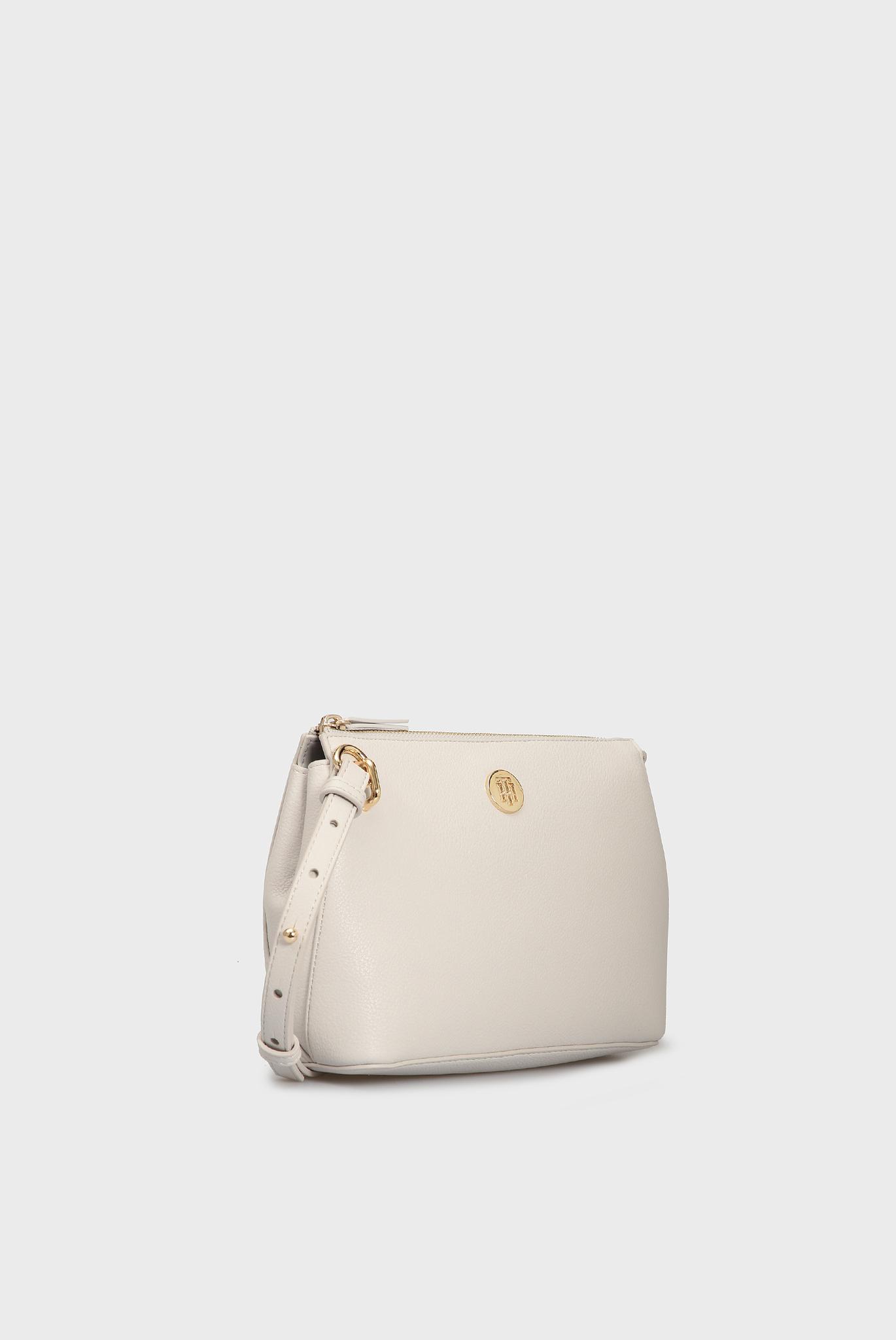 Женская белая сумка через плечо CHARMING Tommy Hilfiger