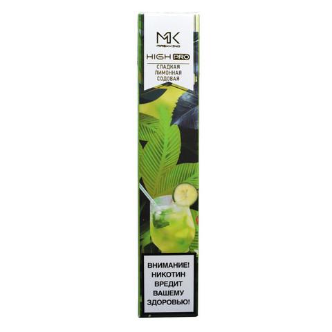 Maskking High Pro (1000 затяжек) Сладкая Лимонная Содовая